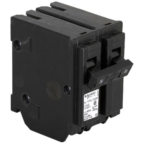 30A/2P CHOM Circuit Breaker