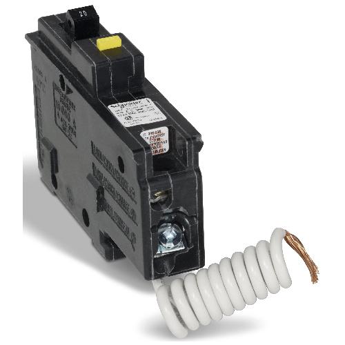 Disjoncteur, IDT, 1 pôle, 20A, 120V,