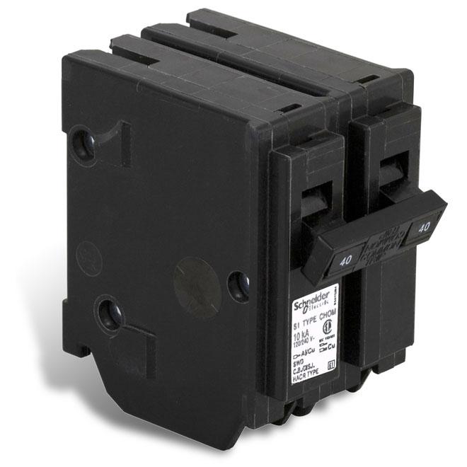 40A/2P CHOM Circuit Breaker