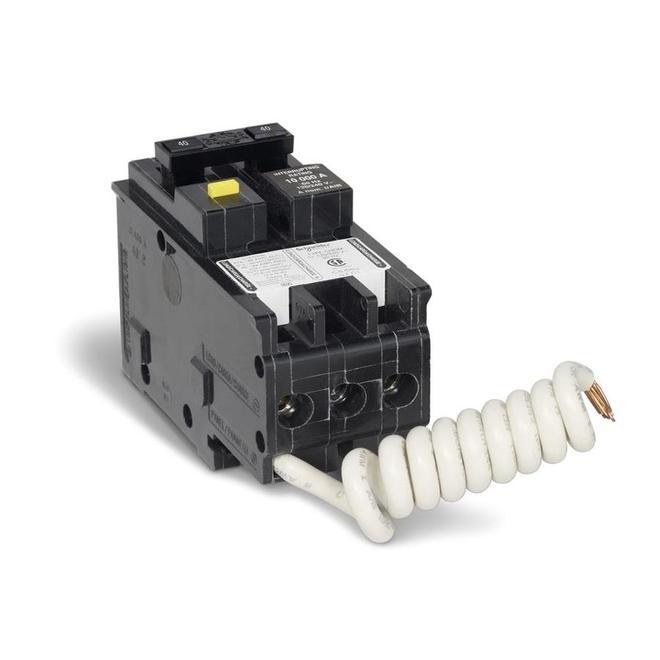 Miniature Circuit-Breaker - GFCI - 40A/120V - 2 poles