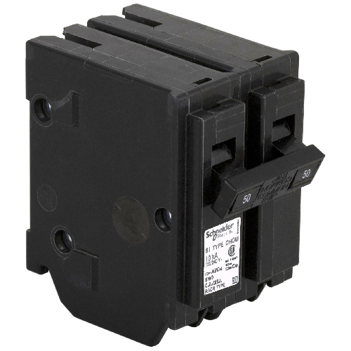 50-A 2P CHOM Circuit Breaker