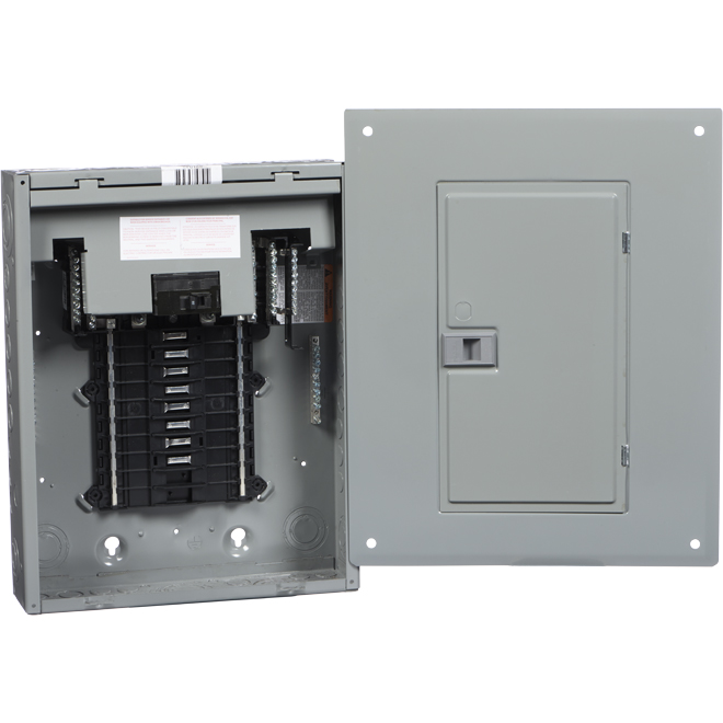 Electrical Panel with Main Breaker - 60A/32 - 240 V