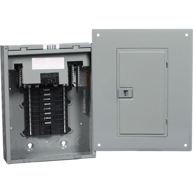 Panneau électrique à disjoncteur principal, 60A/32, 240 V