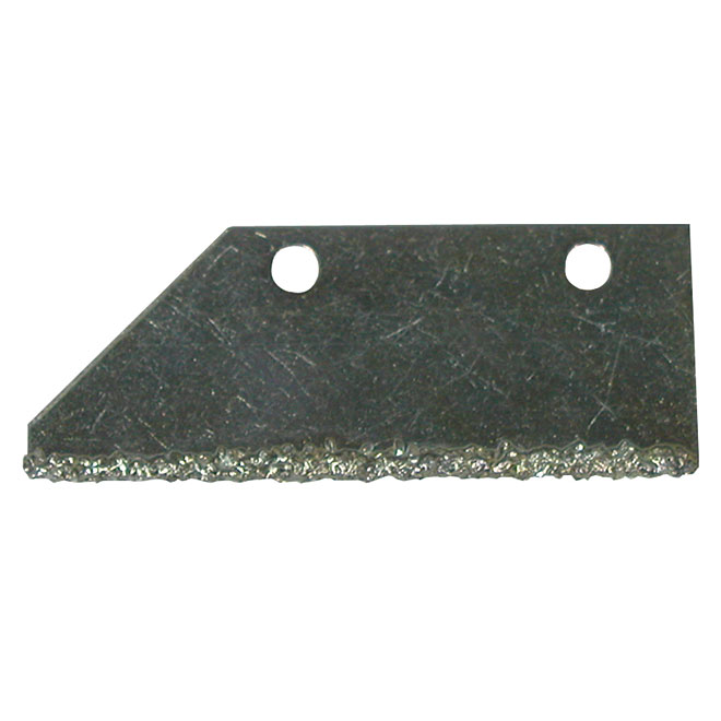 """Carbide Replacement Blade for Grout Rake - 2"""""""