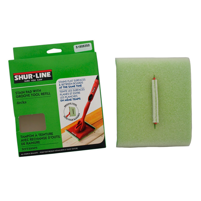 Stain Pad Refill