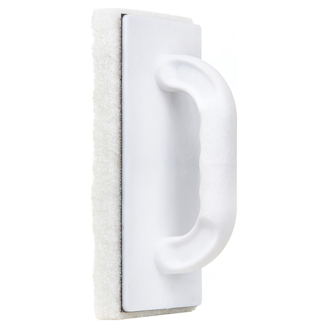 """Scrubbing Pad with Handle - 9"""" x 3 1/4"""""""