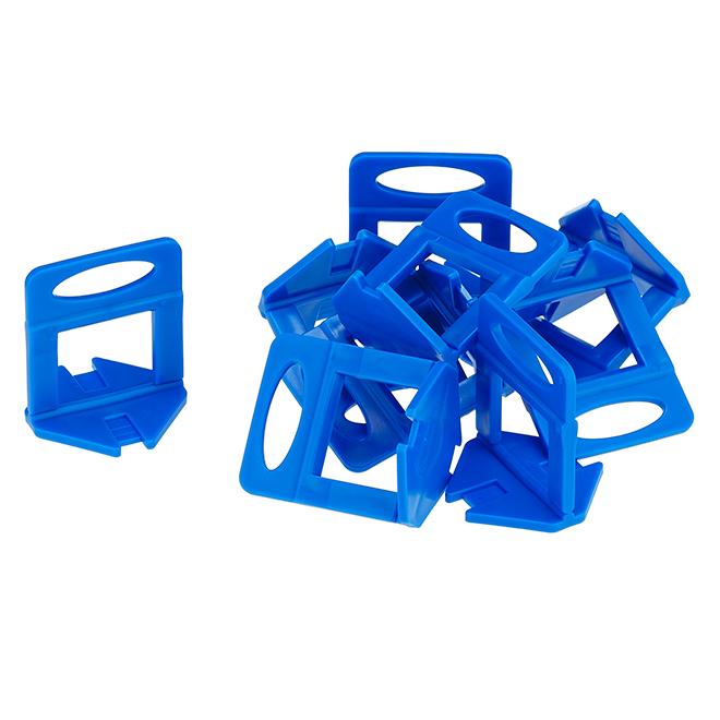 Tile Levelling Clips - 3 mm - 100/Bag