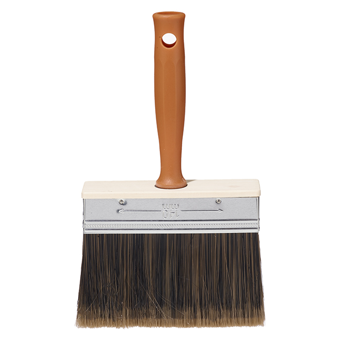 "Stain Brush - Polyester Bristles - 5.5"""