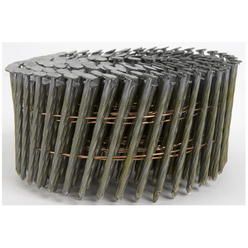"Framing Nails - 15° Coil - Spiral - 2 1/4"" - 24/Pack"