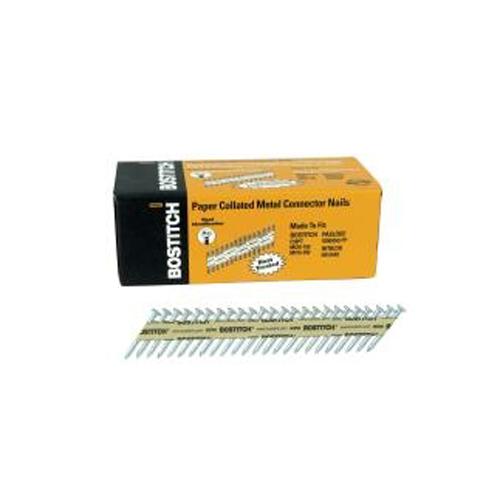 "Metal Connector Nails -1 1/2"" -35-Degree -1000 Box"