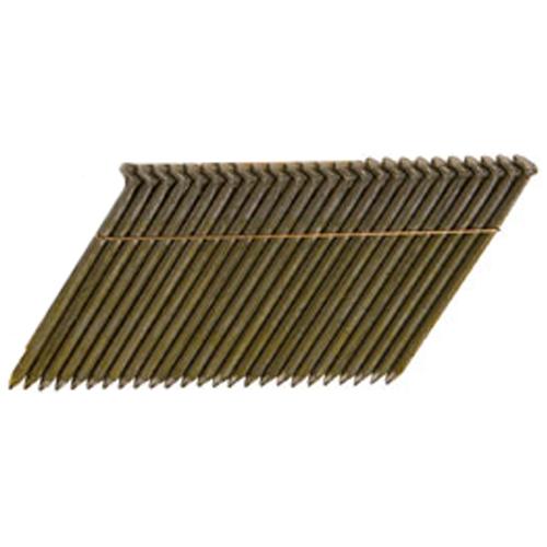 """Framing Nails - 28° Strip - Smooth - 2 3/8"""" - 2000/Box"""