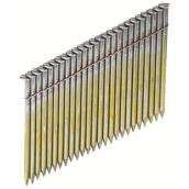 Framing Nails - 28° Strip - Galvanized - Smooth - 3 1/4