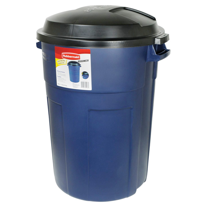 98-L Outdoor Garbage Can