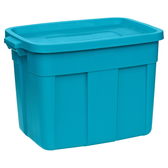 Storage Bin - 68.1L - Turquoise