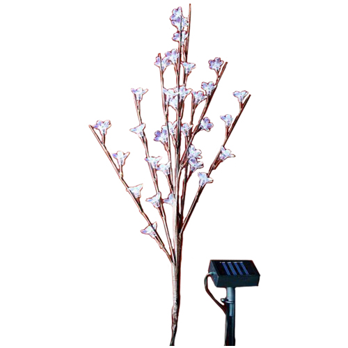 """Flower"" Solar Garden Light"