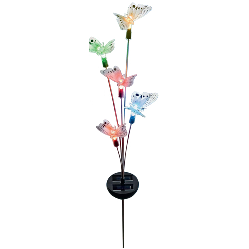 """Butterfly"" Solar Garden Light"
