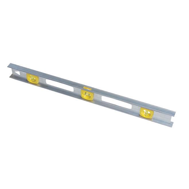 """48"""" Aluminium Level with 3 Vials"""