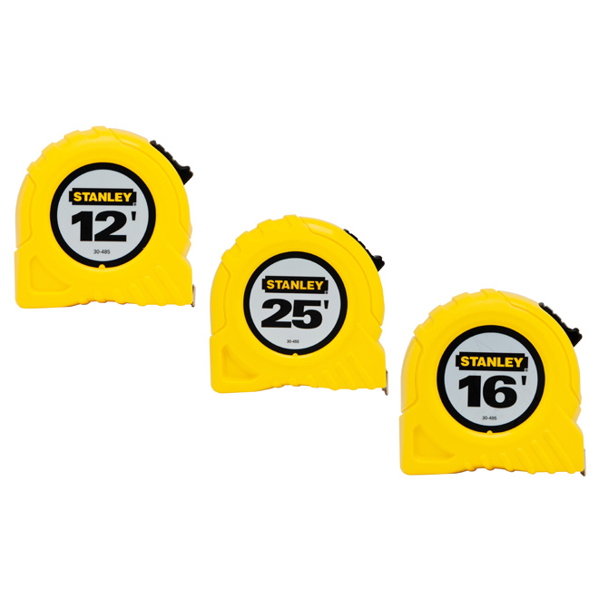 Measuring tape set