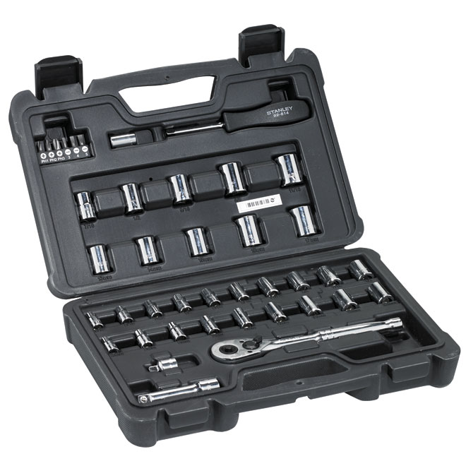40-pc Socket Set