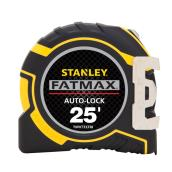 Fat Max Self Blocking Measuring Tape - 25'
