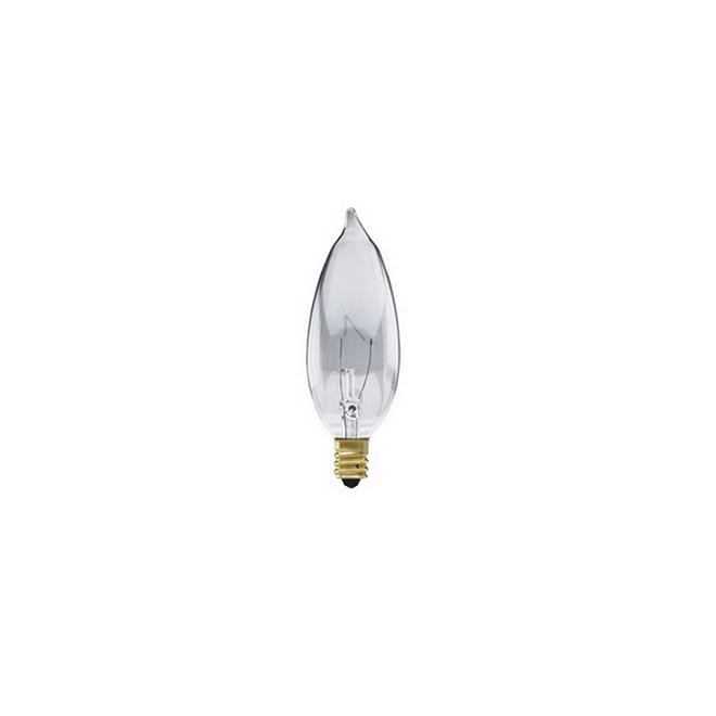 40-W Decorative Lightbulb