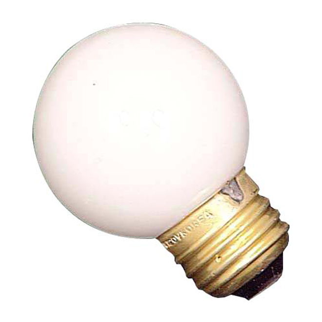 Lightbulb - G16.5-Type Spherical Lightbulb