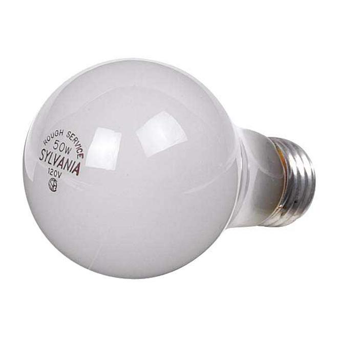 A19 rough service bulbs