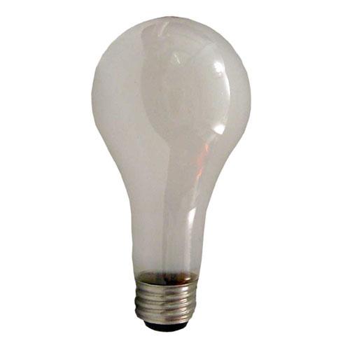 Ampoule incandescente 3 intensités, 120 V, blanc doux