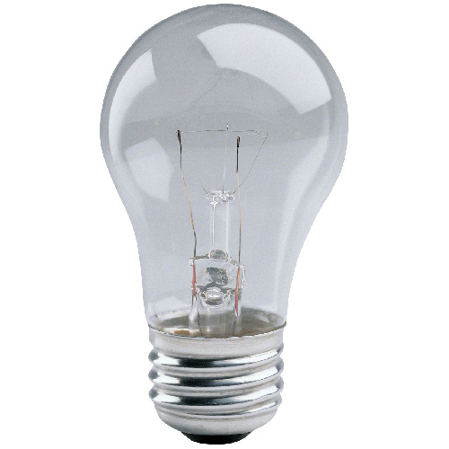 40-W APPLIANCE LIGHT BULB