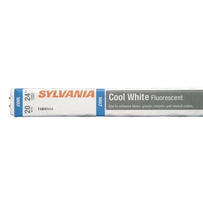 20w fluorescent t12 bulb 24 cool white 22015 rona
