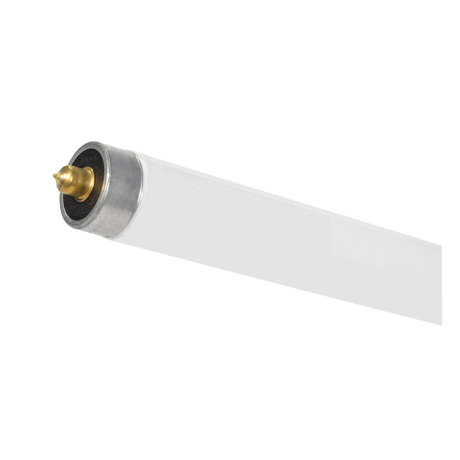Fluorescent Tube T8 1-Pin - Non-Dimmable - Cool White - 2PK