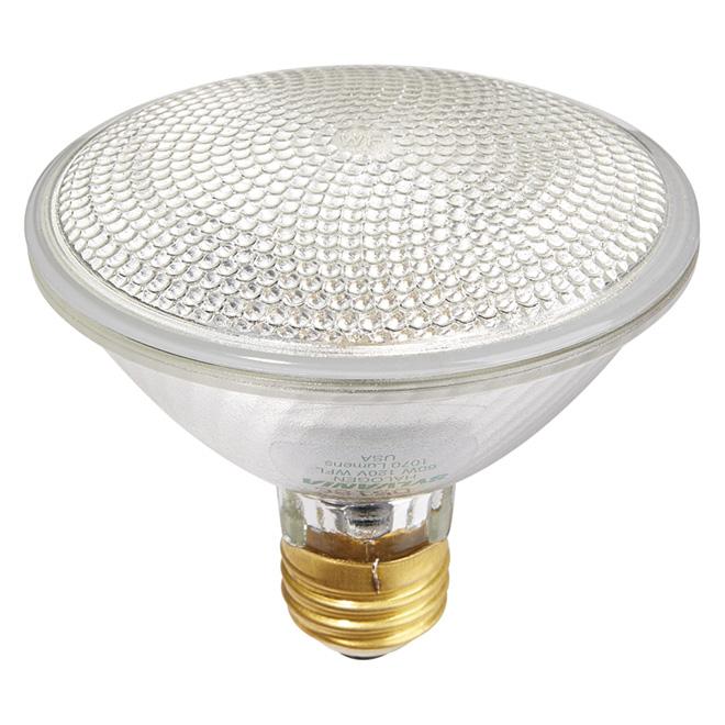60W Reflector Halogen PAR30 Flood Light Bulb - 120V