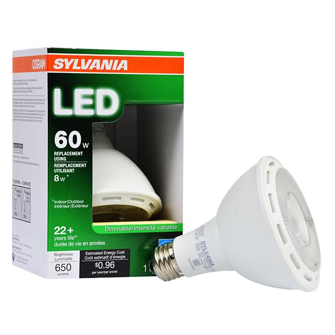 Bulb PAR30 E-26 - Dimmable - White - PK1