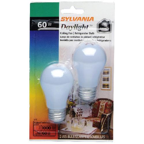 Incandescent Bulb - A15 - E26 - 60 W - Daylight