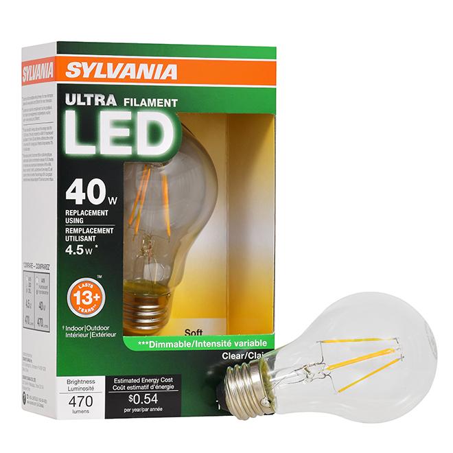 Bulb Ultra A19 E26 - Dimmable - Soft White - PK1