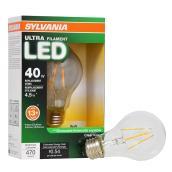 Ampoule Ultra A19 E26, intensité variable, blanc doux, PK1