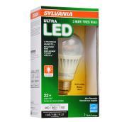 Ampoule Ultra DEL 3 intensités, A19, 4W/8W/13W, blanc doux