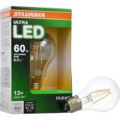 DEL Ultra A19, intensité variable 5,5 W, lumière du jour