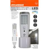 LED Power Failure Flash Light - Cool White Lighting