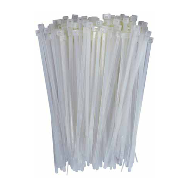 "Ties - Nylon Cable Ties - 7 1/2"" - Pack of 1000"