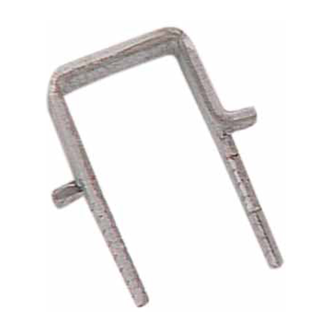 "Cable Staples - Galvanized Steel - 1/4"" - 25/Pk"
