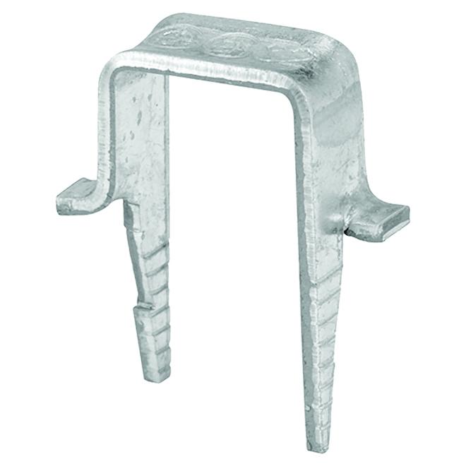"Cable Staples - Galvanized Steel - 1/4"" - 250/Pk"