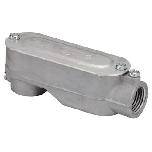 Conduit Body - EMT/Rigid - Type LB - 1/2""