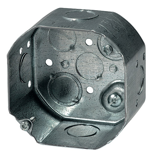 Device Box - Octagonal - 2 1/8""
