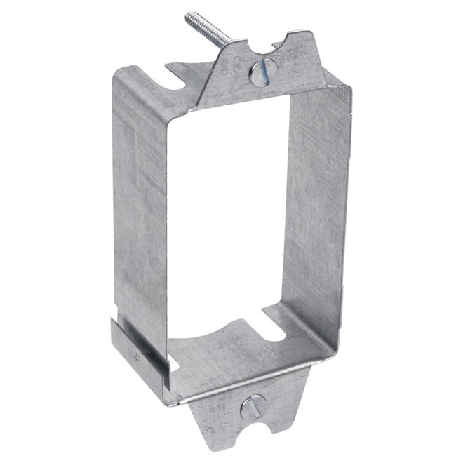 Galvanized Steel Box Extension - 2'' x 3''