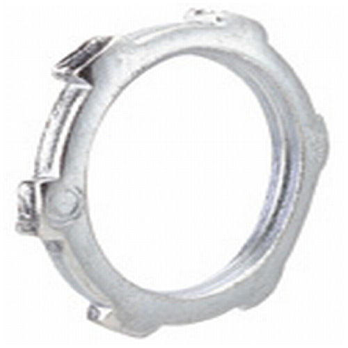 "Locknuts - Steel - Rigid - 2"" - 2/Pk"