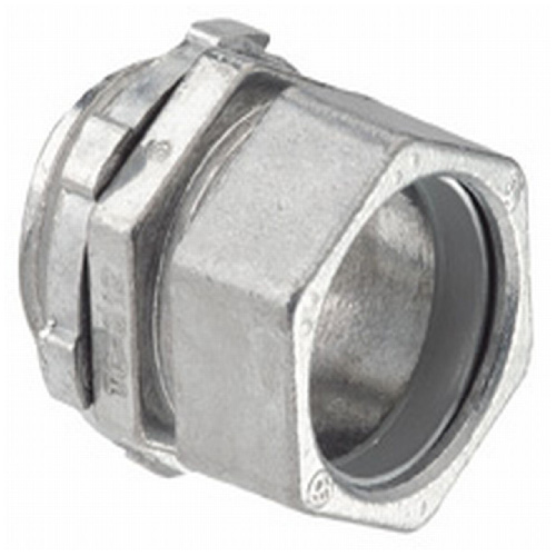EMT Compression Connector - 1 1/2""