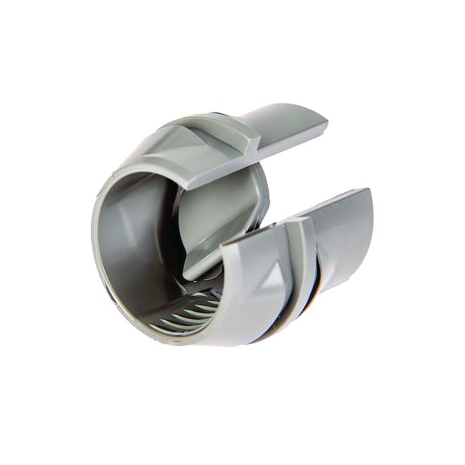 Iberville Non-Metallic Connector - 1/2-in - 100/Box