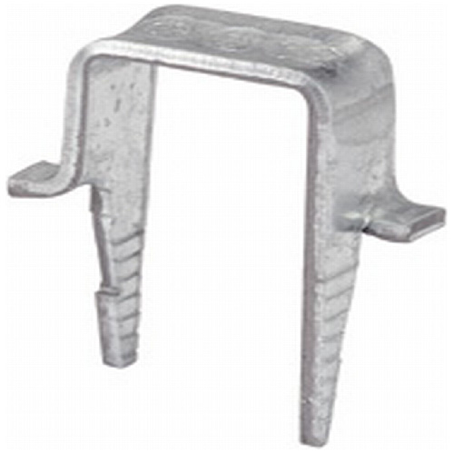 Iberville Cable Staple - Steel - .25-in x .48-in - Box of 550