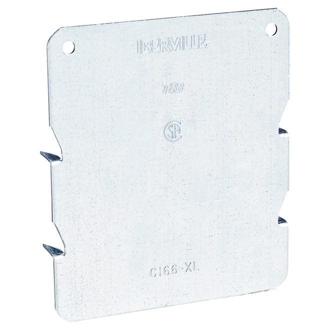 Metal Cable Protection Plate, Nickel
